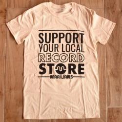 "Camiseta ""Support your..."